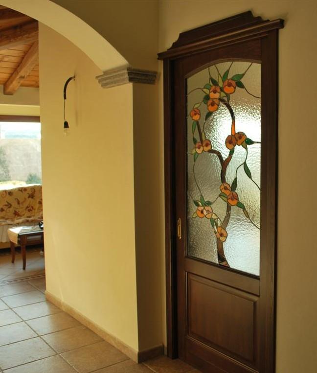 Artigianarte blog archive porte con vetri artistici for Porte in english